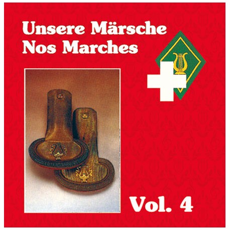 Unsere Märsche / Nos Marches Vol. 4_1560