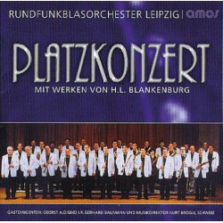 Platzkonzert mit Werken von H.L. Blankenburg