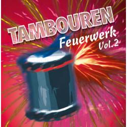 Tambouren Feuerwerk 2