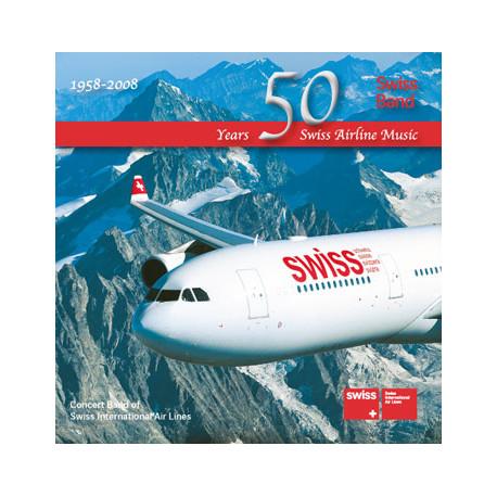 50 Years Swiss Airlines Music