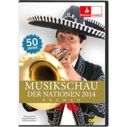 50. Musikschau der Nationen 2014