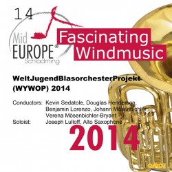 ME14 - WeltJugendBlasorchesterProjekt (WYWOP) 2014