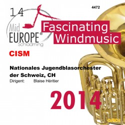 CISM14 - Nationales Jugendblasorchester der Schweiz, CH