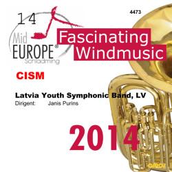 CISM14 - Latvia Youth Symphonic Band, LV