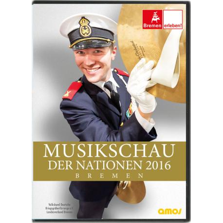 52. Musikschau der Nationen 2016
