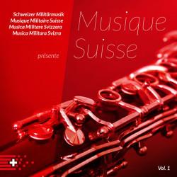 Musique Suisse Vol. 1 - Clarinets